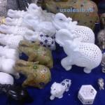 Индийская выставка - слоны